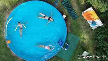 Pool im Garten: Nachfrage in Waldeck-Frankenberg so hoch wie nie - HNA.de