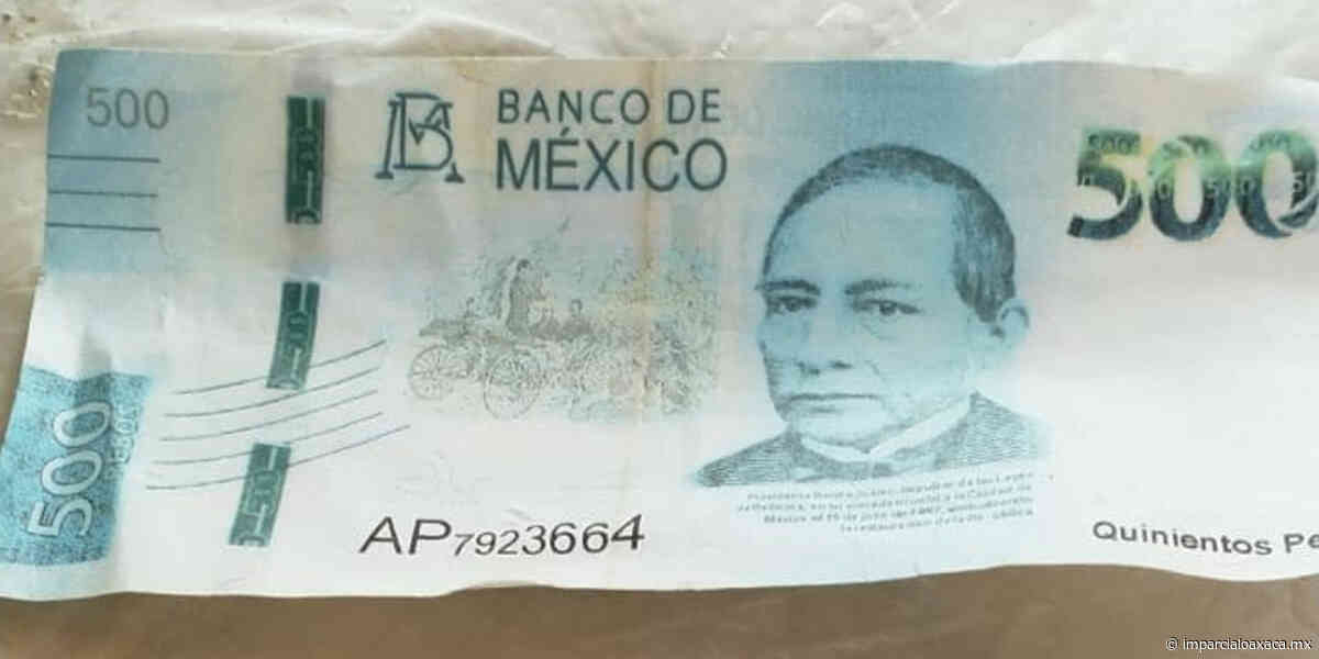 Alertan por circulación de billetes falsos en Salina Cruz - El Imparcial de Oaxaca