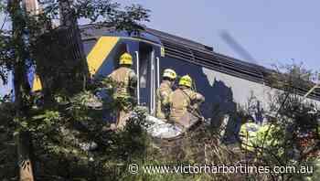 Three killed in Scottish train derailment | The Times | Victor Harbor, SA - Victor Harbor Times