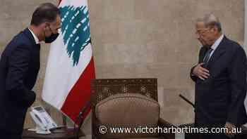 Lebanon must change: German minister | The Times | Victor Harbor, SA - Victor Harbor Times