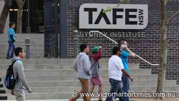 TAFE major contributor to national economy | The Times | Victor Harbor, SA - Victor Harbor Times