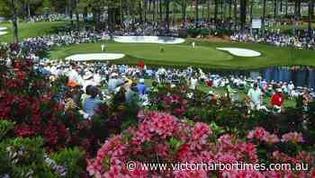 Masters to be spectator-free in November | The Times | Victor Harbor, SA - Victor Harbor Times
