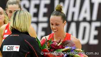 Swifts remain unbeaten in Super Netball | The Times | Victor Harbor, SA - Victor Harbor Times