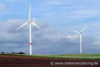 Was am Mittwoch in Haltern wichtig ist: Neue Windräder und ein Comeback - Halterner Zeitung