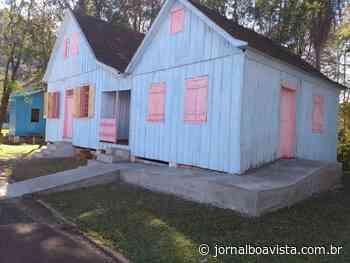 Governo de Aratiba finaliza reforma do Museu Municipal - Jornal Boa Vista