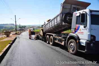 Seis milhões em investimentos em estrutura urbana em Cruzaltense - Jornal Boa Vista