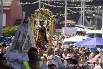 San Roque, sin romería pero con misas, bandas y exvotos - Diario Atlántico