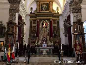 Santa María la Coronada, Patrona y Alcaldesa Perpetua de San Roque - Cofrademanía