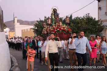 El barrio de San Roque de Berja honra a su patrón - Noticias de Almería