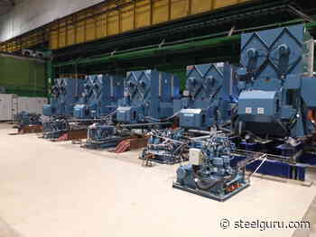Tandem Cold Rollling Mill Restarts at Severstal Cherepovets Work - steelguru.com