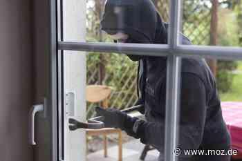 Kriminalität: Einbrecher treiben in Oranienburg und Birkenwerder ihr Unwesen - Märkische Onlinezeitung