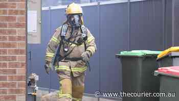 Residents escape Bonshaw housefire - Ballarat Courier