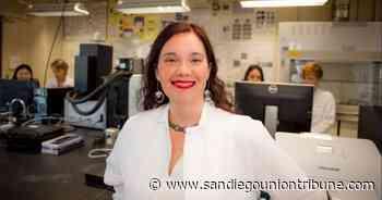 UC San Diego professor earns presidential STEM mentorship award