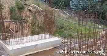 Modernos puentes contratados en Ráquira, Boyacá, tienen pinta de elefantes blancos - Noticias Caracol