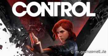 Control: Neuer AWE-DLC mit Alan-Wake-Twist - Gameswelt.de