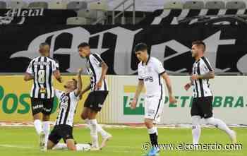 Alan Franco fue titular en el triunfo del Atlético Mineiro ante Corinthians
