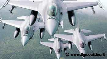 Stormo di F-16 in arrivo dalla Germania ad Aviano con 2mila militari - Il Gazzettino