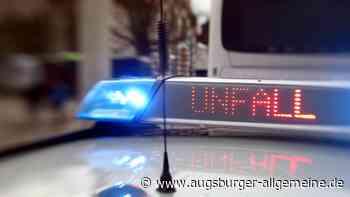 Frau baut in Gersthofen auf Jagd nach Stück Papier Unfall - Augsburger Allgemeine