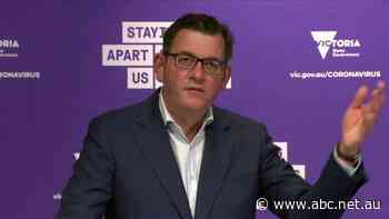 Daniel Andrews says there are signs Stage four restrictions are working