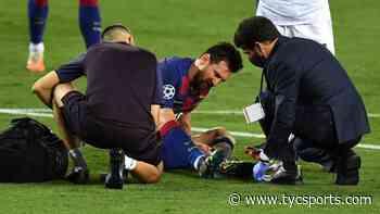 Rolfi Montenegro y la salud de Messi de cara al duelo de Champions League ante Bayern Munich - TyC Sports