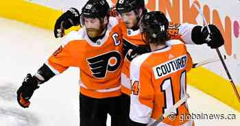 Call of the Wilde: Philadelphia Flyers win tight Game 1 over the Montreal Canadiens