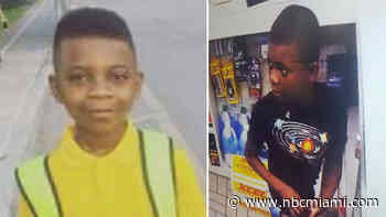 10-Year-Old Boy Who Went Missing in North Lauderdale Found