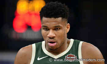 Sources: Giannis Antetokounmpo Suspended One Game
