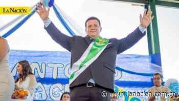 Alcalde de Saladoblanco dio positivo para covid-19 • La Nación - La Nación.com.co