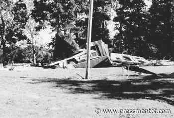 Looking at the start, beyond of 1990 tornado rampage - Newton Press Mentor