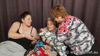 How baby Madeleine was united with her 100yo great-grandmother despite coronavirus