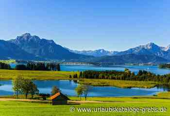Halblech: Allgäu wie aus dem Bilderbuch | Halblech, Allgäu - Urlaubskataloge-gratis