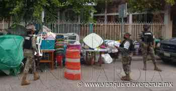 Desalojan al kínder Las Américas en Tuxpan Veracruz - Vanguardia de Veracruz