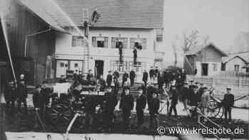 Übung der Hohenfurcher Feuerwehr nach 90 Jahren am selben Objekt - kreisbote.de