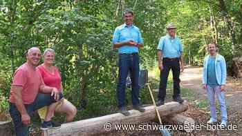 Straubenhardt: Walderlebnispfad ersetzt die Jubiläumsgala - Straubenhardt - Schwarzwälder Bote