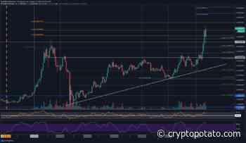 Tezos Price Analysis: XTZ Flirts With Its All-Time High, $5 Next Or Double-Top? - CryptoPotato