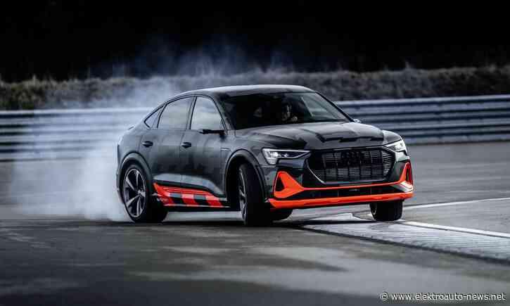 Wie Audi quattro im Zeitalter der Elektromobilität neue Maßstäbe setzen will
