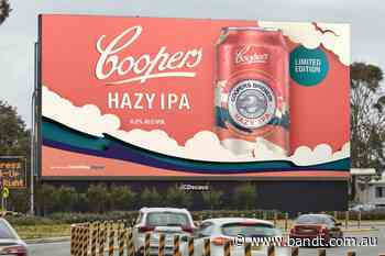 Coopers Release New & Limited Edition Hazy IPA Via TABOO