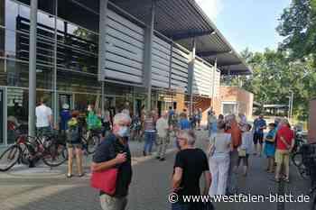 Beratung über Storck-Pläne vertagt - Westfalen-Blatt