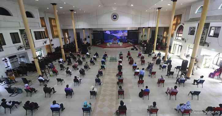 How Lagosians returned to church