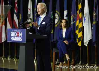 Biden raises $26M in 24 hours after VP announcement - Midland Daily News
