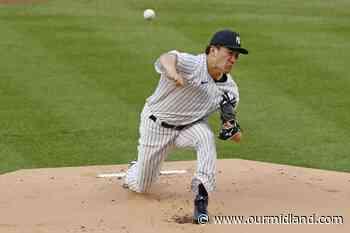 Clint Frazier has big season debut; Yankees beat Braves 6-3 - Midland Daily News