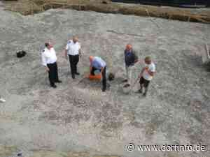 Warstein legt Grundstein für Feuerwehrhaus aus Holz - Dorfinfo.de – Sauerlandnachrichten