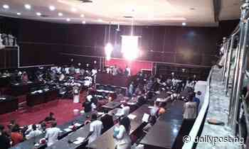 Controversy as Imo Assembly mace allegedly goes missing after 'use' in Edo - Daily Post Nigeria