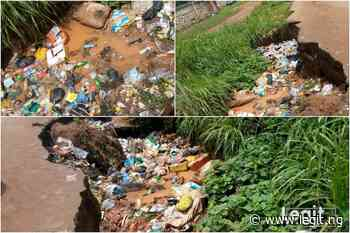 Panic as Owerri residents cry out over landslide, lament poor state of roads - Legit