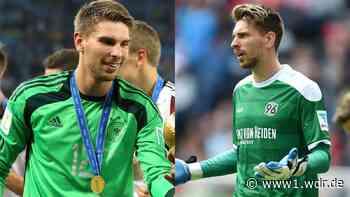 Ron-Robert Zieler - zwischen WM-Titel und Bundesliga-Abstieg