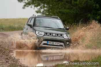 2021 Suzuki Ignis goes on sale in the UK - Yahoo! Voices
