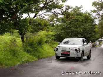 Production-spec Tata HBX Micro SUV Spied; To Rival Maruti Ignis, Mahindra KUV100 - ZigWheels.com