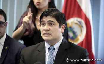 Investigan a presidente de Costa Rica por posible enriquecimiento ilícito - Milenio