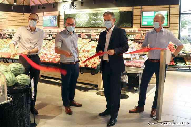 Hövelhof: Das E-Center ist eröffnet