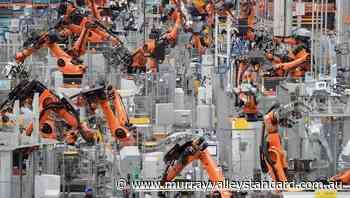 Robots not taking Australian jobs: report - The Murray Valley Standard